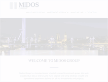 Tablet Preview of midosgroup.co.uk